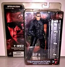 "Terminator 3: Rise of the Machines ""T-850 Terminator with Coffin"" Action Figure"