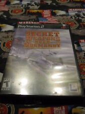 Secret Weapons Over Normandy (Sony PlayStation 2, 2003)