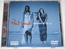 Rosanna & Zelia - Post Card DVD-Audio Multichannel Postcard Zélia dts