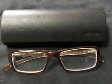 Prada anteojos armazón de anteojos recetados y el caso modelo Vps 04A