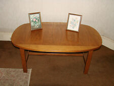 Wooden Oval Coffee Tables