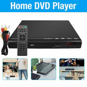 CD/DVD UHD Spieler mit HDMI USB AV Anschluss Mit Fernbedienung für TV Player