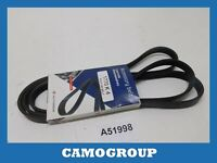 Belt Service V-Ribbed Belt 1770MM Hutchinson For Yaris 99 2005 1770K4