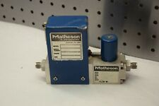 MATHESON GAS PRODUCTS 8202-0431 Nitrogen VALVE 8102-0414 EC  0/2-10 SLPM