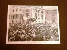 Genova nel 1902 Il solenne ingresso dell'Arcivescovo Monsignor Edoardo Pulciano