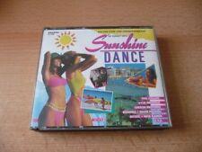 Doppel CD Sunshine Dance: Scotch Sandy Marton Kano Martinelli Silver Pozzoli ...