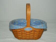 2000 Longaberger Century Celebration Cheers Basket Combo