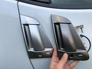 Nissan 370z Door handles