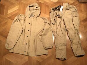USSR Size 54/5 Afghan War Gorka (1) Rain Suit REPLICA