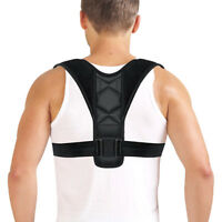 Ceinture de douleur dorsale corps de correcteur de posture de thérapie