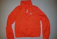 Abercrombie Kids Boys Girls Jacket Bright Orange Sz Large L