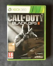 Gioco CALL OF DUTY Black Ops II 2 XBox 360 Microsoft Pal completamente italiano