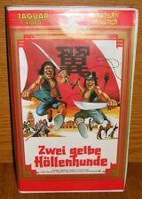 VHS Video Zwei gelbe Höllenhunde Eastern Kinofilm ab 16