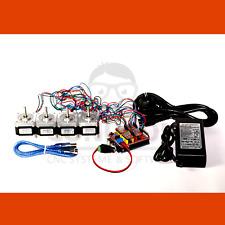 Cnc USB 3d+1 4x motor PAP control set nema 17 1,7a Arduino Controller inventario