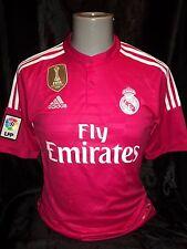 Real Madrid 2014-15 Away camiseta de Ronaldo del mundo FIFA 7 Campeones BNWT