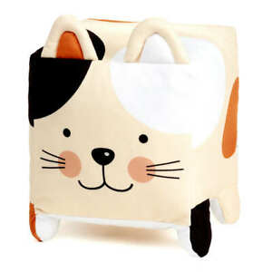 Cat with Markings Soft Toy, 17CM  Christmas Gift, Soft Toy,