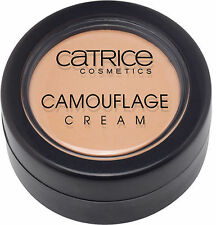 Matte Catrice Camouflage Cream High Coverage Long Lasting Concealer 3 Shades 020 Beige
