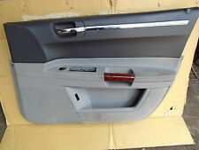 CHRYSLER 300C 2005-2010 DRIVER SIDE FRONT DOOR CARD  #CH63