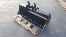 """New 48"""" Kubota KX033 / KX40 / KX71 / KX91 / KX121 / 35U Ditch Cleaning Bucket"""