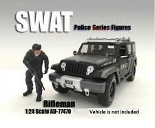 American Diorama - SWAT Team - Rifleman - 1:24 G scale   AD 77470