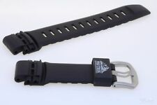 ORIGINALE Casio Bracciale resina prg-250-1j prw2500-1j prg-250 Watch Strap Black New