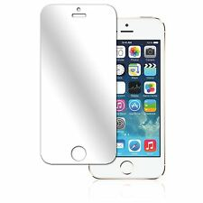 3x TOP QUALITY MIRROR SCREEN PROTECTOR SAVER FOR GENUINE APPLE IPHONE 5 SE 5C 5G