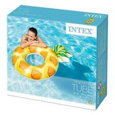 Intex ananas gonflable Tuyau 117cm NATATION Annneau flotteur