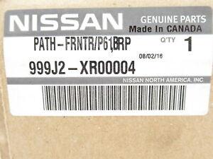 Genuine OEM Nissan 999J2-XR00004 Rear Mud Flap Splash Guard Set 05-07 Pathfinder