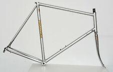 Cadre Columbus SLX Supervitus Cycles TROUYEZ vélo vintage old bicycle frameset