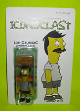 NEW Iconoclast Toys Bort's/Bort The Simpsons Bootleg Bart Simpson Bob's Burgers