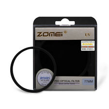 Zomei 37mm UV filter Ultra-Violet Lens protector for Canon Nikon Camera