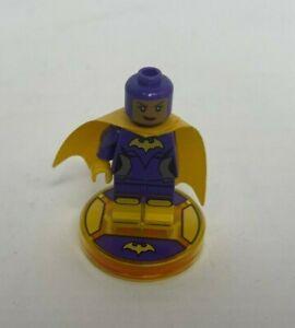 Lego Dimensions 71264 Batman Story Batgirl Minifigure Figure With Tag Base