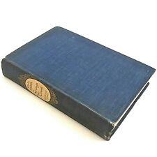 Saratoga Trunk 1941 Edna Ferber Dark Blue Cloth HC 1st Edition After Limited Ed.