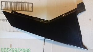 MONDEO MK4 07-14  DRIVERS REAR EXTERIOR DOOR TRIM***GLOSS BLACK***