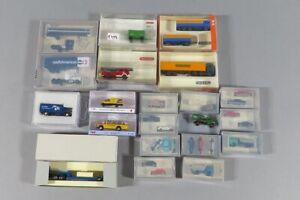 H 81083 Sammlung interessanter Spur N Eisenbahnzubehörteile