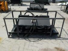 """Landhonor 72"""" Vibratory Plate Compactor Skid Steer Attachment -New"""