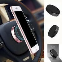 BK Strip Shape Magnetic Car Phone Holder Stand For iPhone Samsung Magnet Mount U