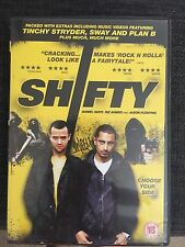 SHIFTY - BRAND NEW ENGLISH DVD - FREE UK POST