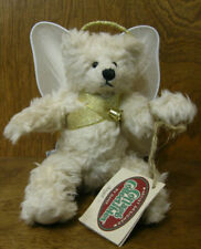 """The Cottage Collectibles by GANZ """"angel"""" Bear 1996 CC315 With Tag Christy Rave"""