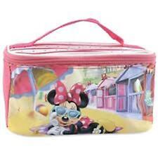 Disney minnie mouse-vanity/cosmétique/institut de beauté sac-taille: 20x11x13.5cm