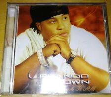 ORLANDO BROWN  -   TRADE IT ALL. - RARE INDIE R&B  CD