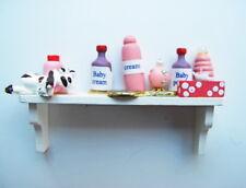 Dolls House Miniature 1:12th Scale Bathroom Shelf With Tissue Box