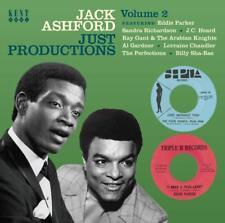 JACK ASHFORD JUST PRODUCTIONS VOL.2   CD NEUF