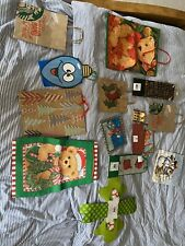 Lot Of 80 Birthday General Christmas Gift Bags Different Sizes