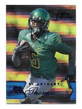 2014 De'Anthony Thomas Flair Showcase Rookie Row 1 Legacy Collection /100 Chiefs