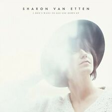 I Don't Want to Let You Down 0656605226620 by Sharon Van Etten CD
