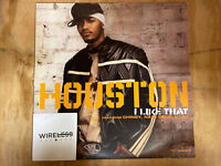 """Houston Featuring Chingy, Nate Dogg And I-20 - I Like That (12"""" Vinyl, Single)"""