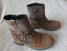 BOTTINES CUIR MARRON GORETEX ♥ PRIMIGI  ♥ TAILLE 35 TTBE +++ ☺
