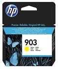 HP 903 Genuino Officejet Pro 6960 6970 Cartucho de tinta Amarillo
