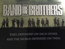 BAND OF BROTHERS —BLU-RAY — TIN CAN GIFT SET — 6 DISKS — 10-PART SERIES —5 Stars